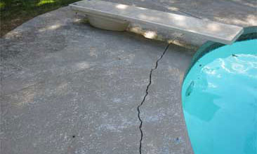 Raleigh pool deck repair